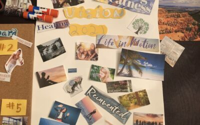 What is all the Hype about Vision Boards?